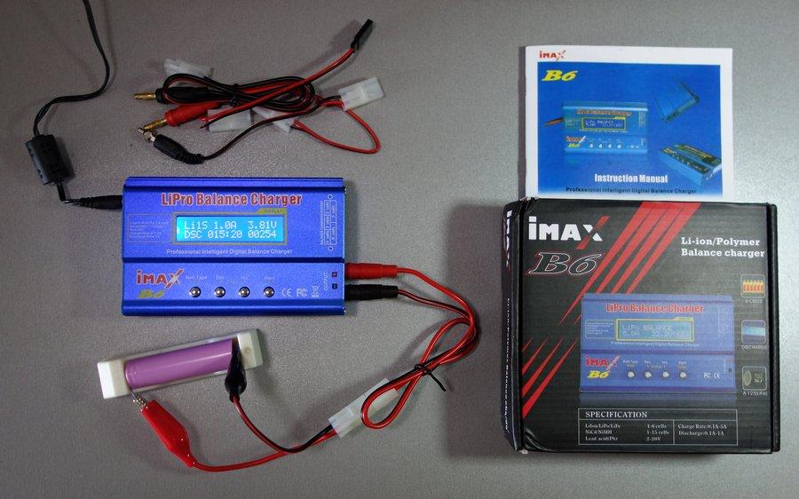 Зарядное устройство imax b6 imho купить