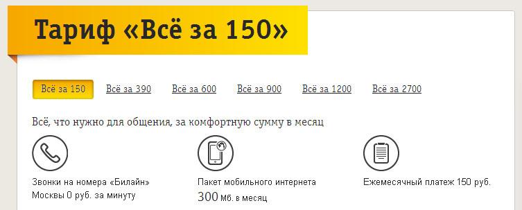 Услуга Билайн «Хайвей» - Beeline365 ru