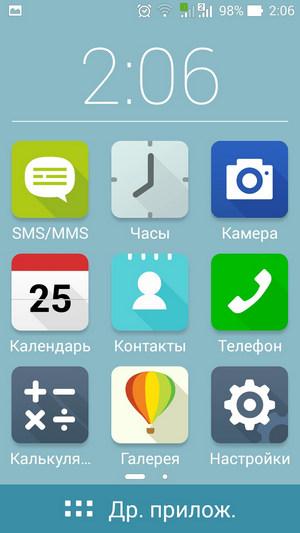 ASUS Zenfone 5 - дорогой смартфон задёшево