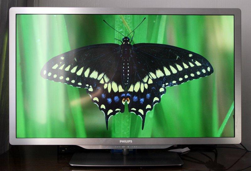 LCD-телевизором Сони